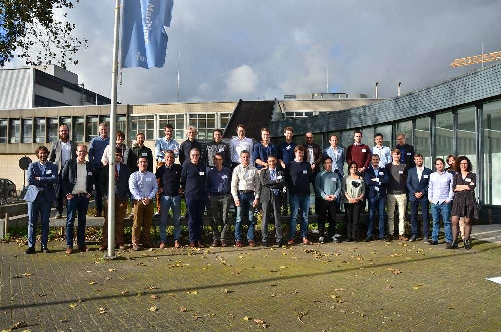 CL-WINDCON Muestra Sus Avances En La Reunión General Celebrada En Delft